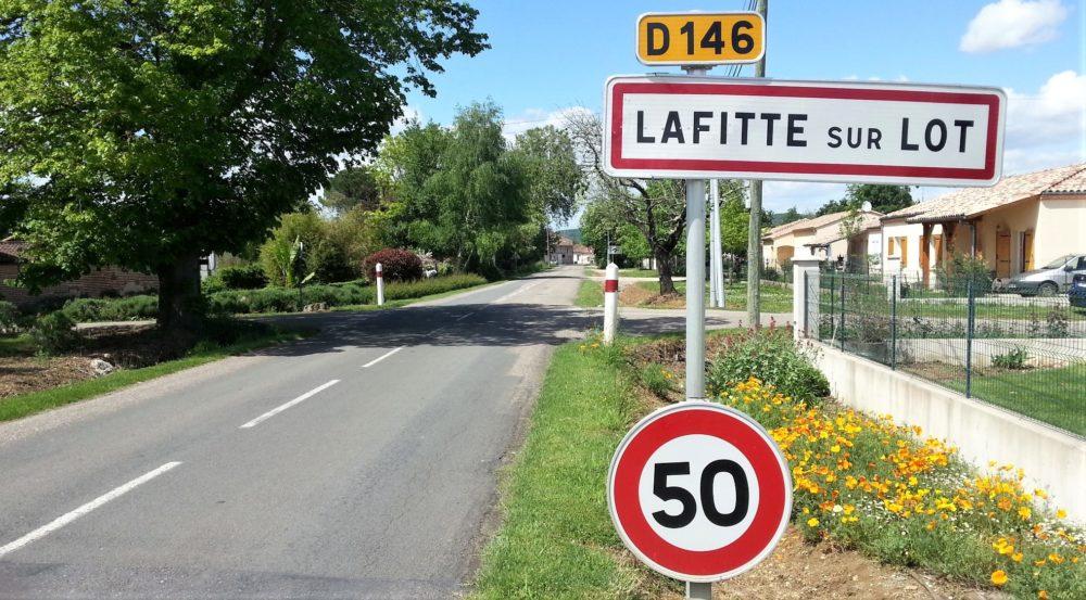 Mairie de Lafitte sur Lot